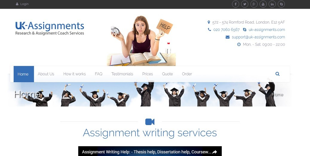 assignment com Original academic works in different subjects, regardless of the difficulty level - cheap and fast for youツ papers and essays at most attractive prices buy an assignment & get your task done, accurately and with care.