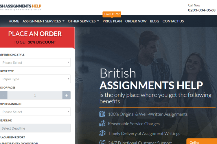 BritishAssignmentsHelp.co.uk review