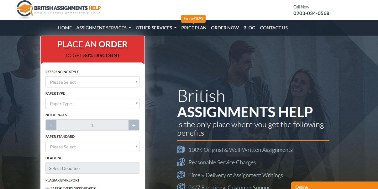 BritishAssignmentsHelp.co.uk review