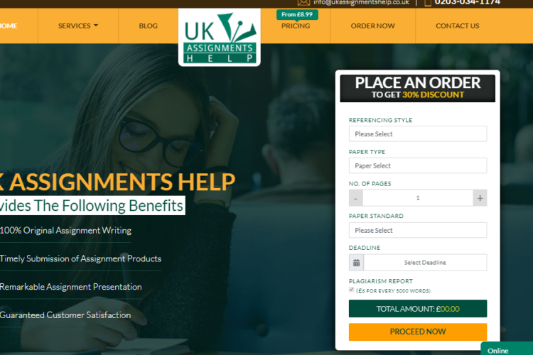 UkAssignmentsHelp.co.uk Review